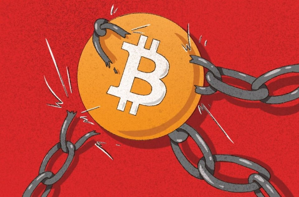 Bitcoin: Our Finest Hope To Separate Cash From Teach