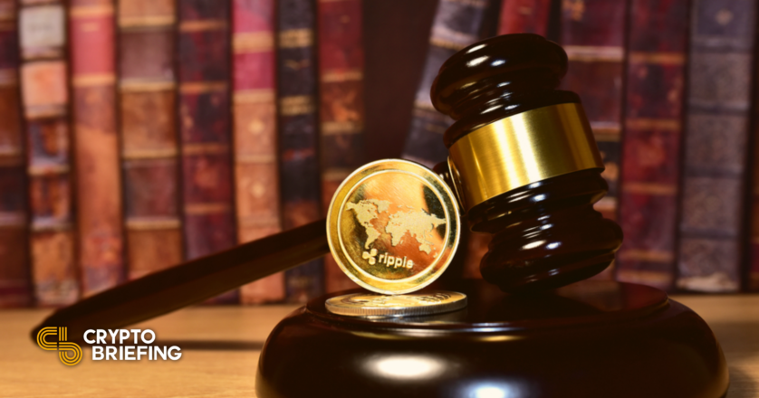 Ripple Hires Fresh Lawyer as Courts Snort about Shapely Look for