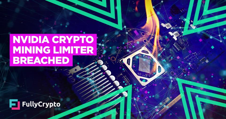 Nvidia Crypto Mining Limiter Breached