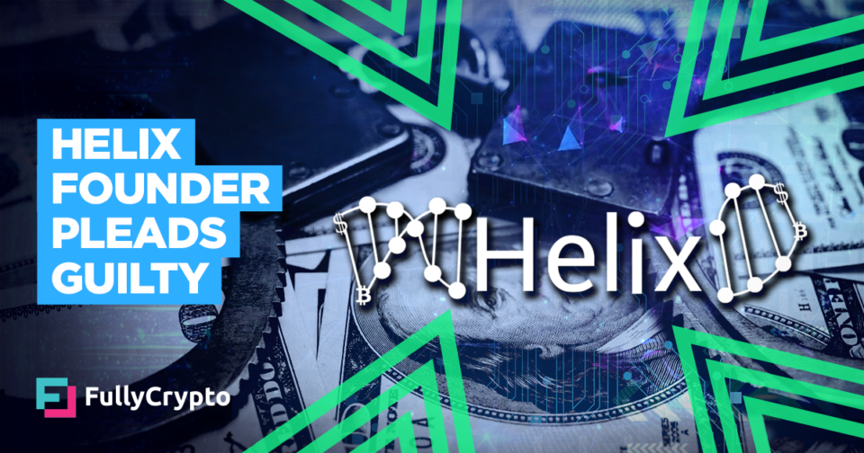 Helix Founder Pleads Responsible to Money Laundering Bills