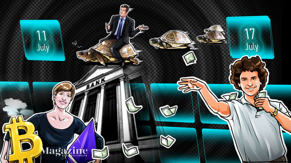 SEC delays another ETF choice, Binance recordsdata, and extra sideways BTC label action: Hodler's Digest, July 11–17