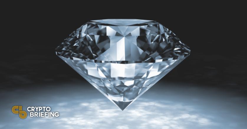 Sotheby's Will Preserve Bitcoin Bids for Diamond Public sale