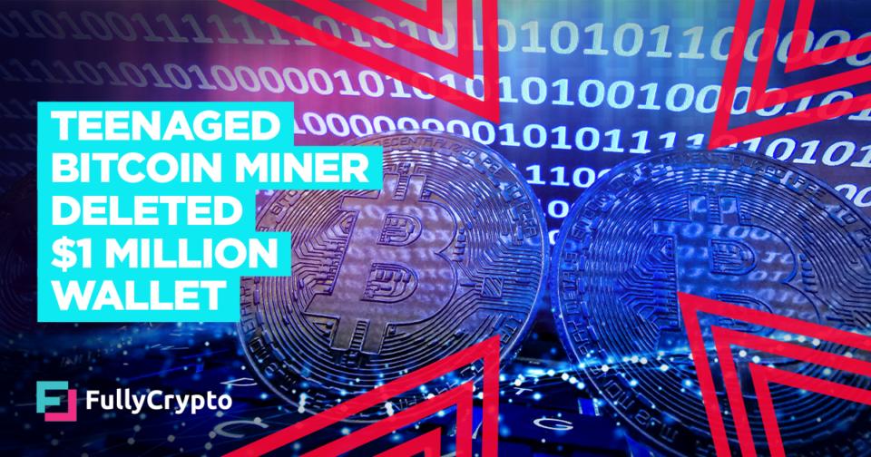 Early Bitcoin Miner Recounts Deleting $1 Million Wallet