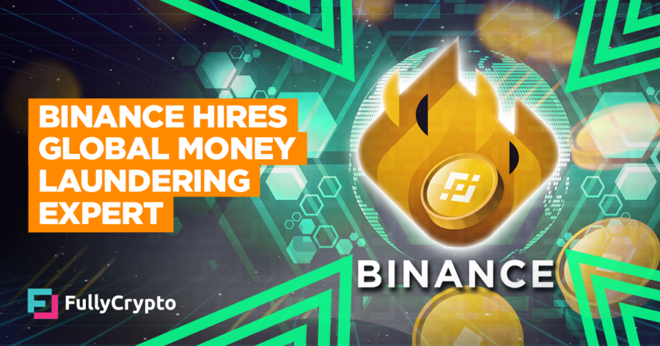Binance Hires World Money Laundering Expert