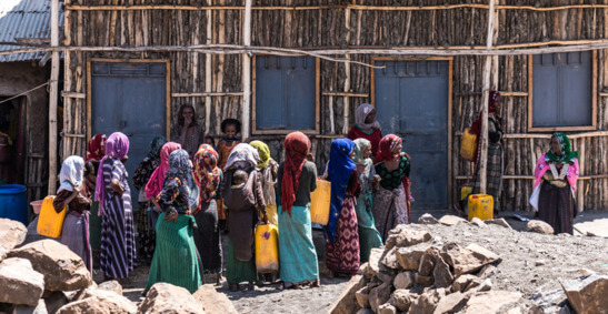 Victims of famine in Ethiopia are raising funds with NFTs