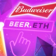 Budweiser Purchases Ethereum Enviornment Title Beer.eth for 30 Ether (ETH)