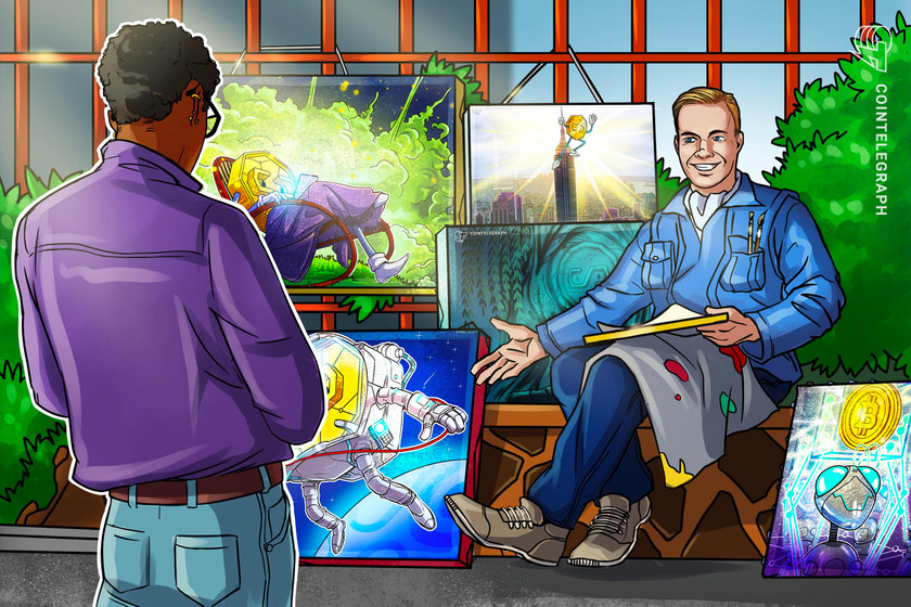 Crypto unicorn Amber Group launches NFT creator studio with TR Lab
