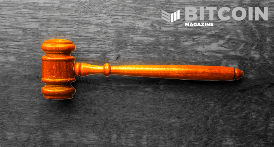 The Infrastructure Bill Reveals Why Bitcoiners Need To Be Politically Energetic