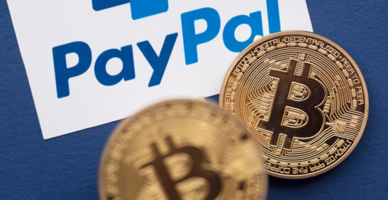 PayPal ups  BTC interact restrict to $100k per week