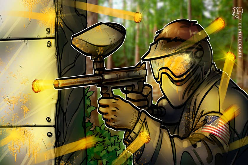 A alternate battle misstep? China is vacating crypto battlefield to US banks