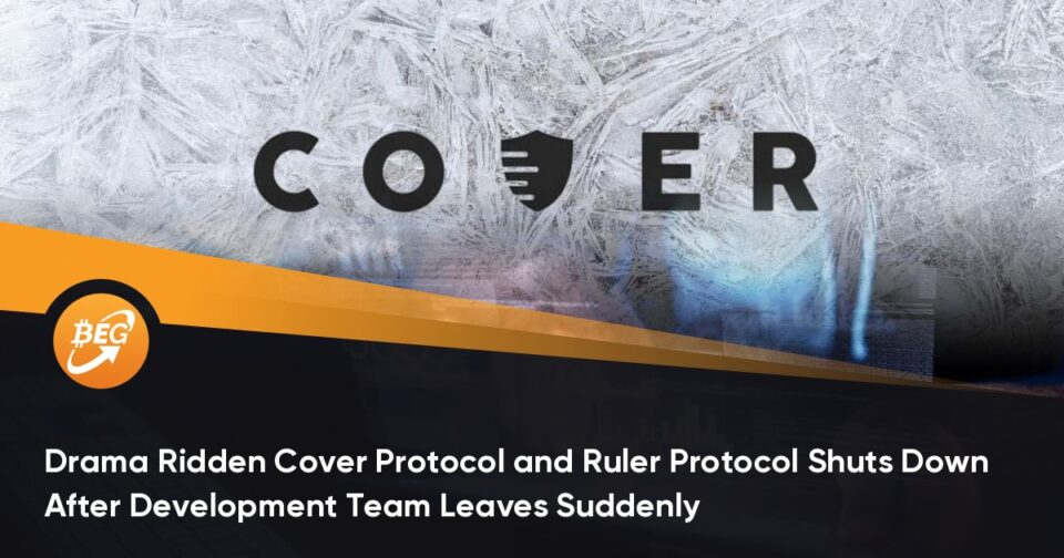 Drama Ridden Camouflage Protocol and Ruler Protocol Shuts Down After Model Crew Leaves