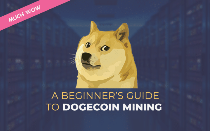 A Beginner's Files to Dogecoin Mining: The best scheme to Mine Doge for Below $20