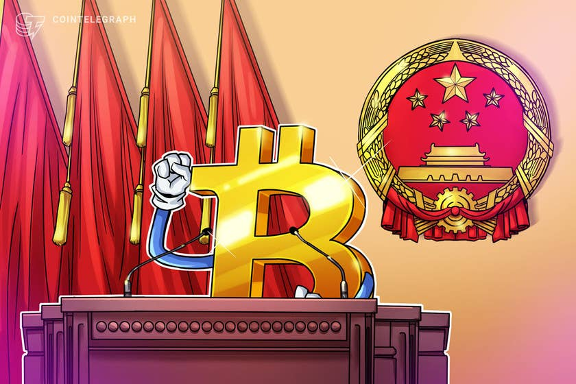 China's are trying and extinguish Bitcoin failed — Listed below are 3 causes why