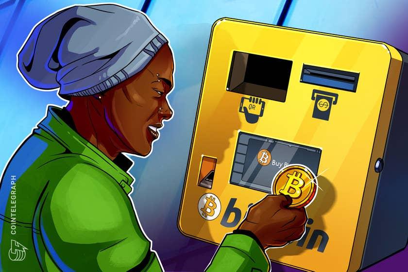 NCR Company plans to win Bitcoin ATM company LibertyX