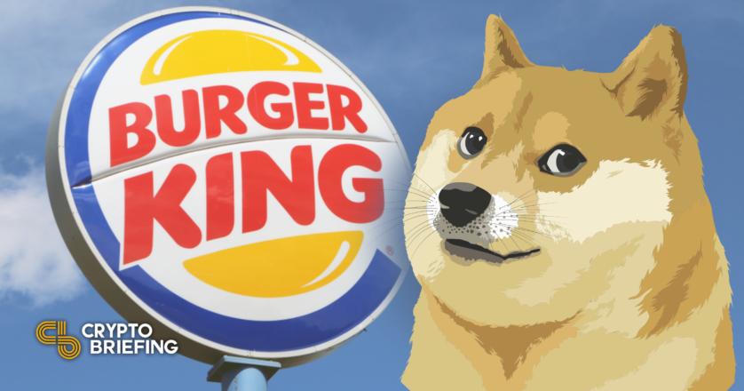 Burger King Brazil Is Taking Dogecoin for Canines Treats