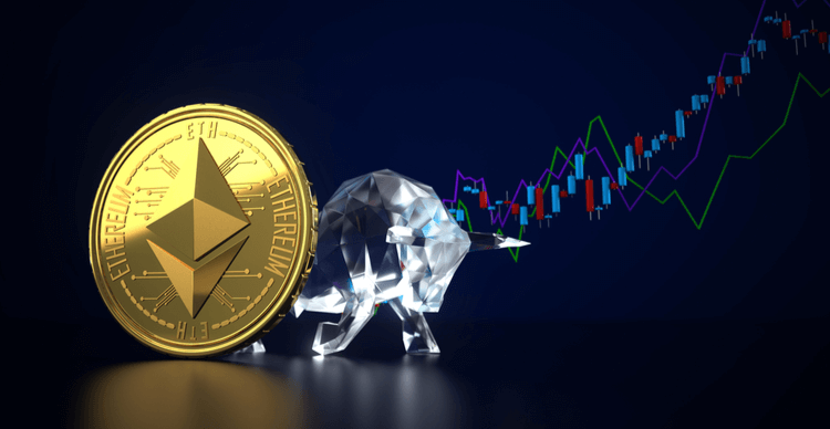 The place to take Ethereum: ETH leads market recovery with 25% weekly features