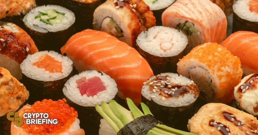 Eden to Provide protection to Sushi Traders from MEV on Ethereum