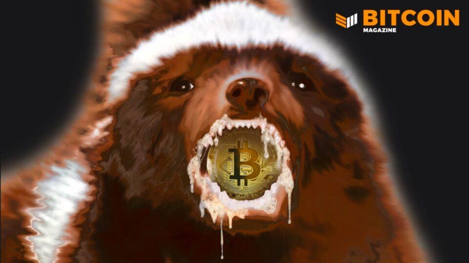 The Bitcoin Honey Badger Voting Bloc