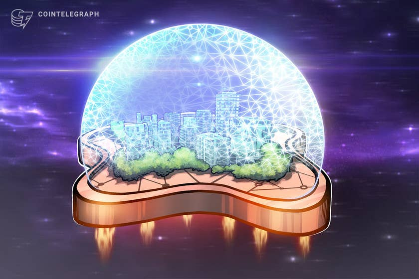 Tales from 2050: A be conscious right into a world constructed on NFTs