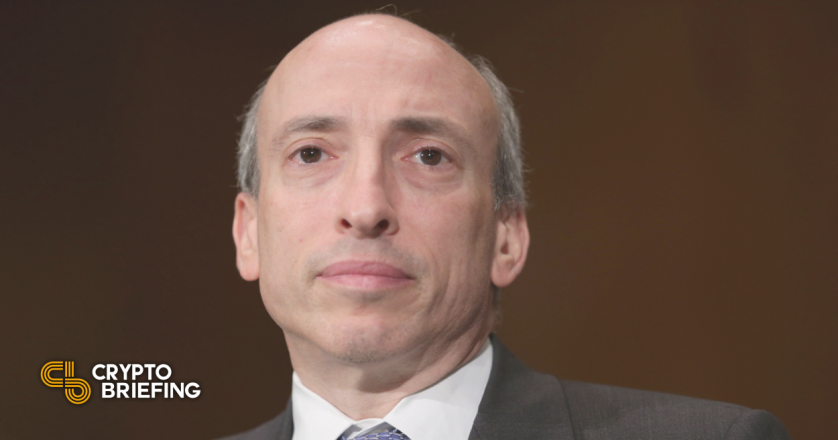 SEC's Gary Gensler Calls For Additional Crypto Law