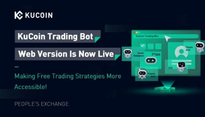 KuCoin Brings Buying and selling Bot to Net Customers to Optimize Funding Strategies