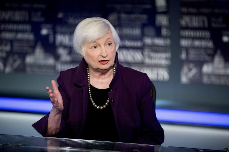 The Senate Wars: The Infrastructure Invoice And Janet Yellen Against Bitcoin