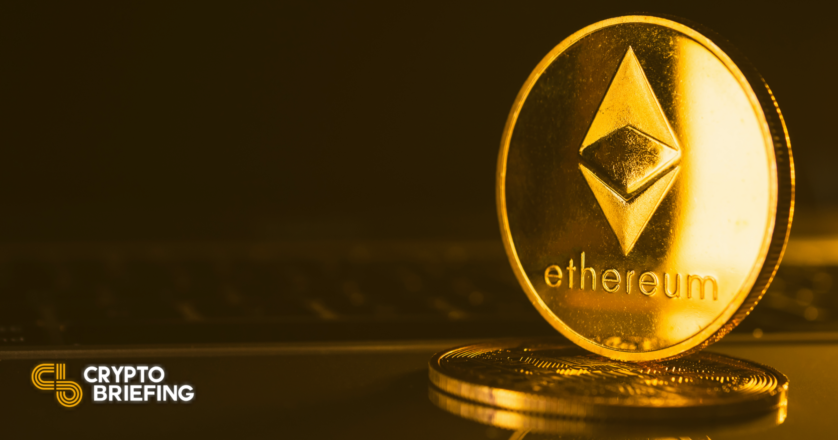 8M Ethereum Out of Circulation Functions to a Offer Shock