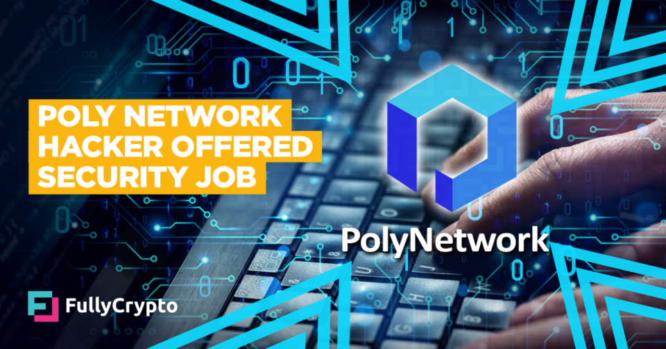 Poly Network Hacker Equipped Security Job With Project