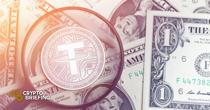 Hottest Tether Dispute Says USDT Is 10% Backed by Money