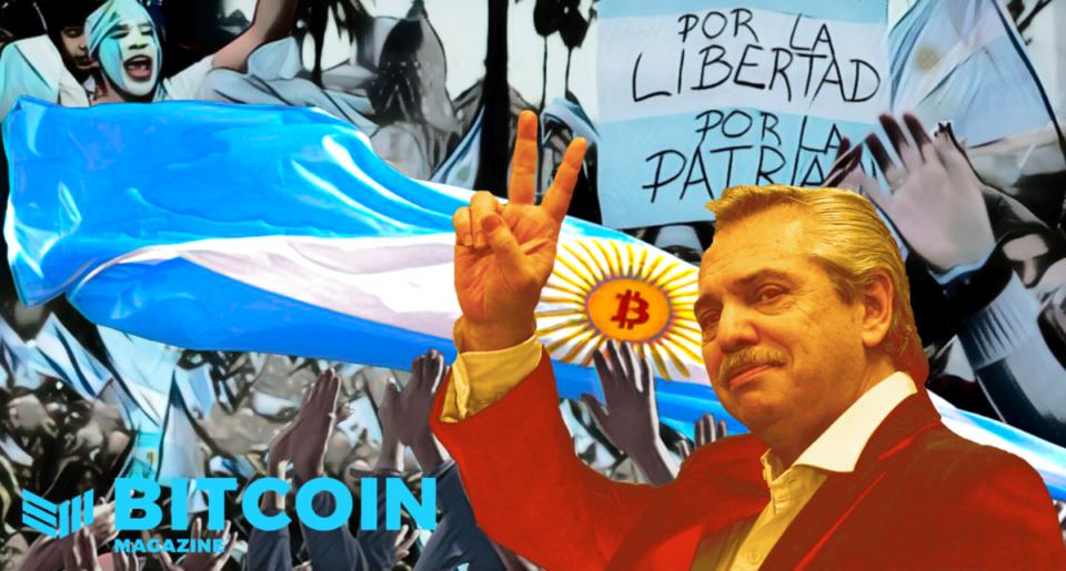 President of Argentina Start To Adopting Bitcoin As Factual Subtle