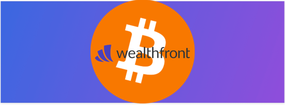 Wealthfront Becomes First Automated Investment Firm To Provide Bitcoin Fee Publicity