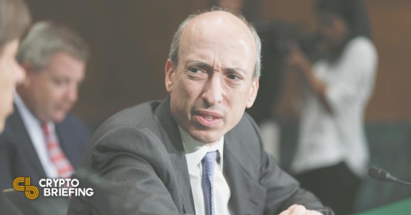 """SEC's Gensler Tells Warren Regulators Need """"Plenary Authority"""" Over Crypto"""