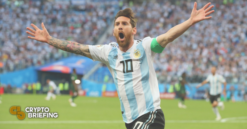 Lionel Messi Will Receive Crypto for Becoming a member of PSG