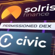 Solrise Finance and Civic Technologies Inaugurate First Permissioned DEX on Solana