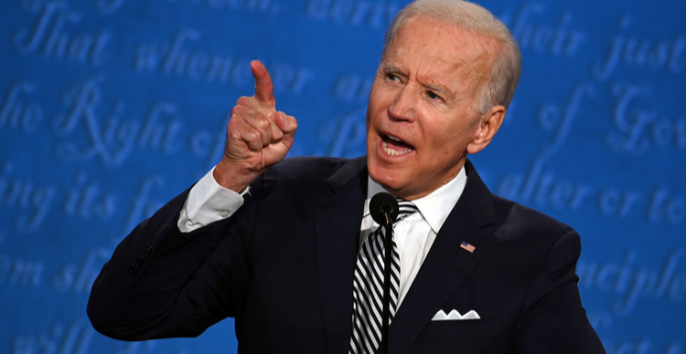 Shock as Biden aspects with tax notion that favours PoW over PoS